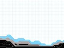 Circuito de Digitaces stock de ilustración