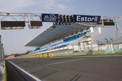 Circuito de Estoril Fotos de Stock Royalty Free