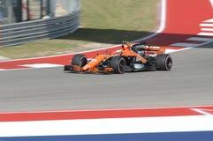 Circuito de Fernando Alonso @ de las Américas 2017 Imagenes de archivo