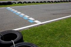 Circuito de Karting Fotografía de archivo