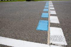 Circuito de Karting Imagen de archivo libre de regalías