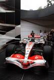 Circuito de la fórmula 1 de Monza Italia imagen de archivo
