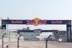 Circuito de la raza durante Red Bull GRC Fotografía de archivo libre de regalías