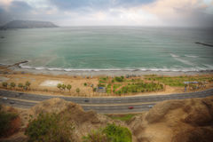 Circuito de Playas Beach κύκλωμα Στοκ φωτογραφία με δικαίωμα ελεύθερης χρήσης
