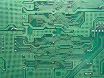 Circuito del calcolatore Immagine Stock