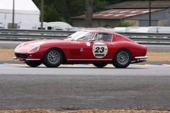 Circuito della vettura da corsa di Le Mans fotografie stock