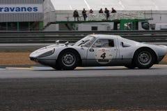 Circuito della vettura da corsa di Le Mans immagini stock libere da diritti