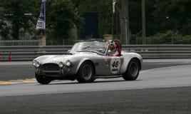 Circuito della vettura da corsa di Le Mans immagine stock
