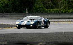Circuito della vettura da corsa di Le Mans immagini stock