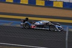 Circuito della vettura da corsa di Le Mans fotografia stock libera da diritti