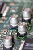 Circuito eléctrico Imagen de archivo libre de regalías