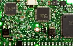 Circuito elétrico imagens de stock royalty free