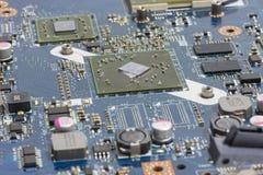 Circuito elétrico Imagem de Stock