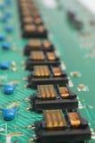 Circuito electrónico Foto de archivo