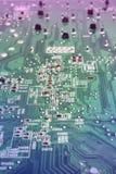 Circuito electrónico Imagenes de archivo