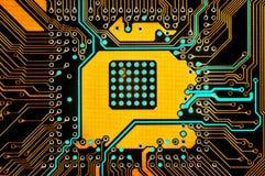 Circuito eletrônico Imagens de Stock Royalty Free