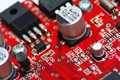 Circuito elettronico   immagine stock libera da diritti