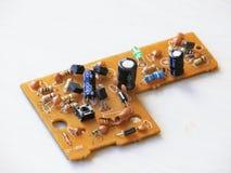 circuito elettronico Immagini Stock Libere da Diritti