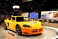 Circuito EV de Dodge Imagen de archivo libre de regalías