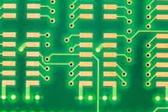 Circuito impresso Imagem de Stock