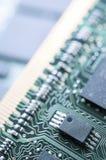 Circuito integrado fotografía de archivo