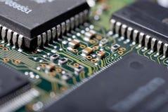 Circuito integrado Imagem de Stock Royalty Free