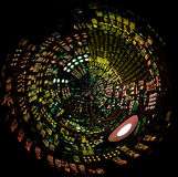 Circuito Spheric Fotografie Stock Libere da Diritti