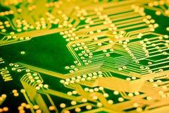 circuitos Imagens de Stock