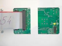 Circuitos eléctricos de la tarifa Imagenes de archivo