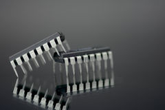 Circuitos elétricos Foto de Stock