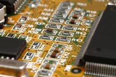 Circuitos eletrônicos Imagem de Stock Royalty Free