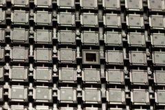 Circuitos integrados de SMD fotos de archivo libres de regalías