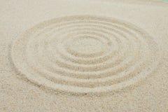 Circuitos na areia Imagens de Stock Royalty Free