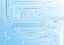 Circuitry vector illustration