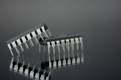 Circuits électriques photo stock