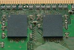 Circuits électroniques image libre de droits