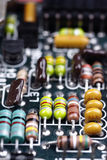 Circuits Stock Image