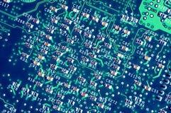 Circuits Image libre de droits