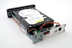 circuits elektroniska delar Arkivfoton