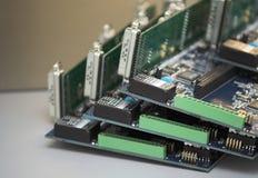 Circuits intégrés image stock