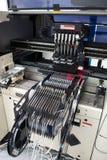 Circuits intégrés de fabrication image libre de droits