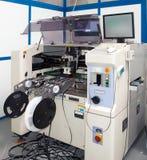 Circuits intégrés de fabrication images libres de droits