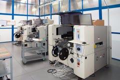 Circuits intégrés de fabrication photos libres de droits