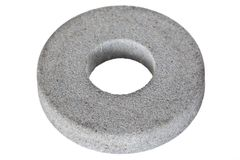 Circular abrasive disk Royalty Free Stock Images
