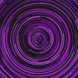 Circular abstract background from concentric half circles. Circular abstract background - vector graphic from concentric half circles stock illustration