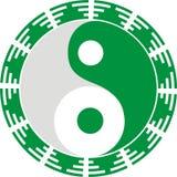 Circular abstract design Stock Image