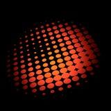 Circular abstract pattern Stock Photography