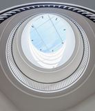 Circular architectural detail Royalty Free Stock Image