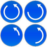 Circular Arrows Stock Image