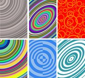Circular Backgrounds Stock Photos